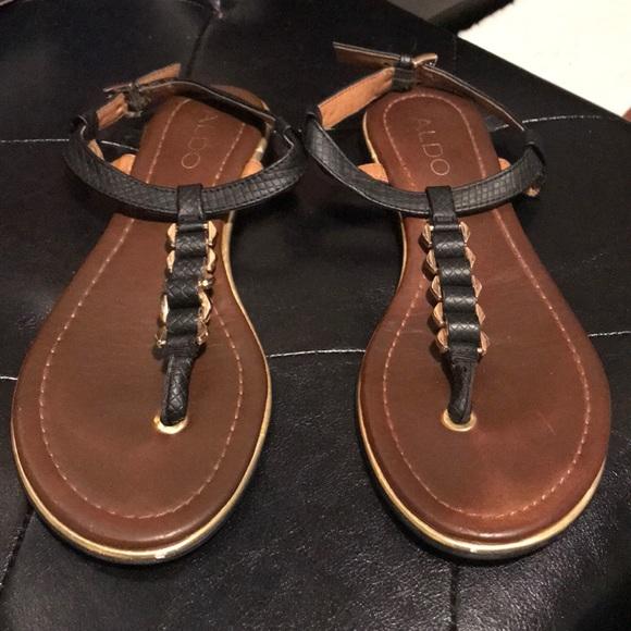 Aldo Shoes | Aldo Black Gold Miralles